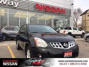 2013 Nissan Rogue S FWD. Spring clearout sale, make an offer!