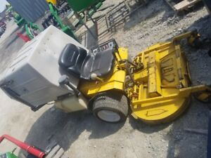 """Walker Mower Gas with 48"""" Mower and Collection System"""