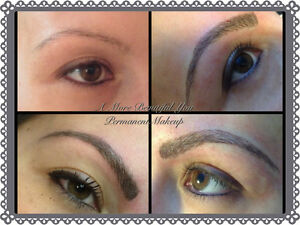"Permanent Makeup - New ""Microblading"" technique! Ottawa Ottawa / Gatineau Area image 1"