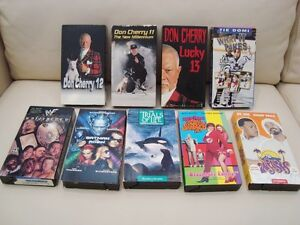 Lot of 8 VHS Tapes - Don Cherry x3,Tie Domi, Batman +More Kitchener / Waterloo Kitchener Area image 4