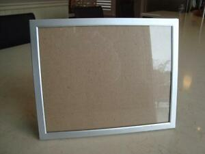"Aluminum Picture Frame - 8"" x10"" Photo Frame."