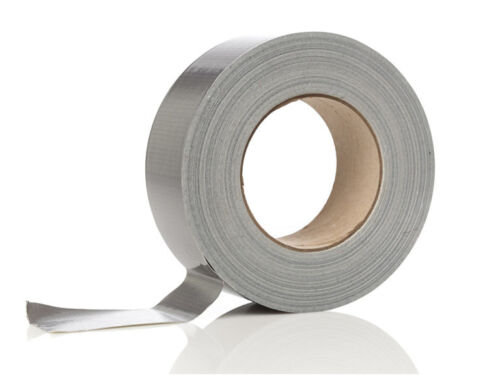 """7 Mil Silver Duct Tape 2""""x 60 yd, Premium Quality at the Lowest Price"""