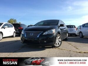 2013 Nissan Sentra SL,navi,leather,loaded and accident free.