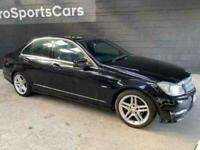 2011 Mercedes-Benz C Class C250 CDI BlueEFFICIENCY Sport Ed 125 4dr Auto SALOON