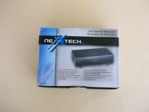 Nextech DVD Video RF Modulator, New