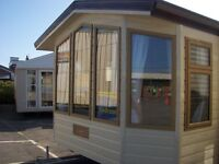 Static Caravan For Sale Cheap Site Fees - YO25 8TZ