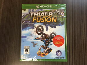 Trials Fusion for Xbox One (never opened)