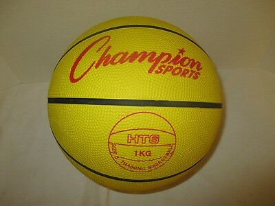 Womens Champion HT6 Heavy Trainer Rubber Basketball Training