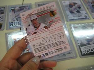 Sort # : 2033 - Cartes de collection hockey
