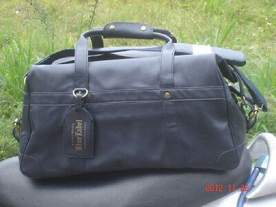 Johnnie Walker Whisky Blue Label Traveller Bag Bill Amberg Studio NEW, used for sale  Shipping to South Africa