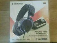 Steelseries, Arctis Pro + Gamedac