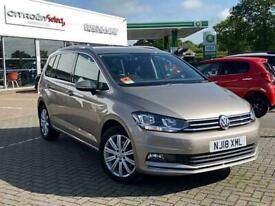 image for 2018 Volkswagen Touran 1.4 TSI SEL DSG (s/s) 5dr Auto MPV Petrol Automatic