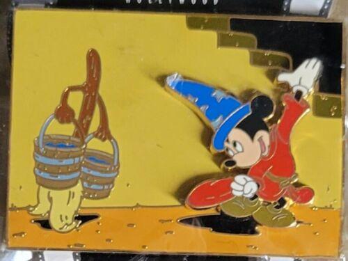 Disney DSF Soda Fountain Classic Mickey Series Sorcerer Fantasia LE300 Pin