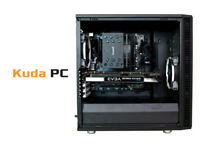 KUDA GAMING PC - i7 7700 - 16GB DDR4 - GTX 1070 - 250GB SSD - 1TB HD - WIN 10 - 3 YEAR WARRANTY