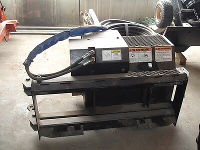 Lowe XR-14 Skid Steer Trencher Attachment