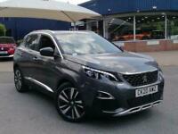 2020 Peugeot 3008 SUV 1.2 PureTech GT Line Premium EAT (s/s) 5dr Auto SUV Petrol