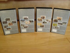 The Civil War 125th Anniversary Series 4 VHS Set -Mint Condition Kitchener / Waterloo Kitchener Area image 5