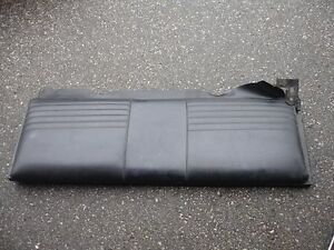 1965-1970 MUSTANG FASTBACK SHELBY GT 2+2 REAR FOLD DOWN SEAT