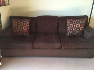 Two couches very comfortable no damages good condition
