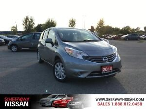 2014 Nissan Versa Note,priced to sell!