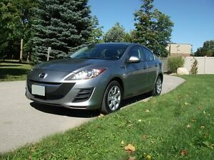 2010 MAZDA3 with 5 Speed - trade for similar with AUTO Trans