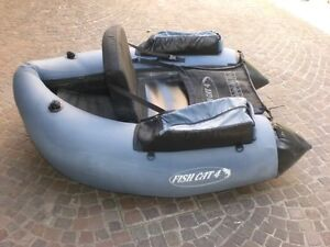 Fish Cat 4 float tube / belly boat