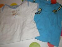 Boys 0-3month clothes, lovely condition from pet and smoke free BARGAIN separate or as a bundle