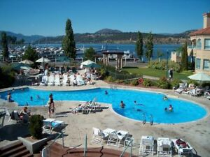 Luxurious Resort Condo on the Okanagan Lake in Kelowna