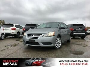 2013 Nissan Sentra,low km 46000km accident free trade! Make an o