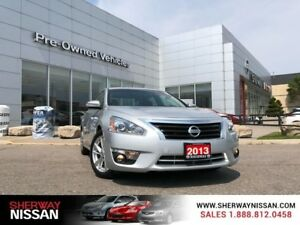 2013 Nissan Altima SL,accident free, only 43000kms