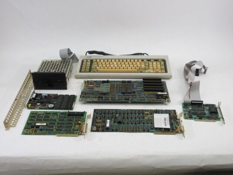 Vintage Compaq Plus 101709 Desktop Parts Kit - AS IS