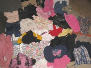 Lot of 6-12 months Baby Clothes, great clean condition 30+ items