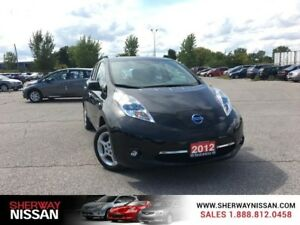 2012 Nissan LEAF,electric,accident free,save on fuel! Priced to