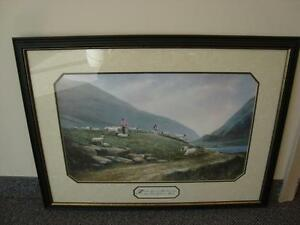 Framed Art -The Scarlet Thread by Donny Finley - Print Kitchener / Waterloo Kitchener Area image 2