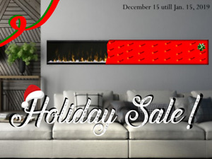 Dimplex Electric Fireplace Holiday Sale!