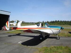 "1948 ERCO ERCOUPE Model ""E"" Airplane"