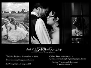 Wedding Photography starting at $600 - 2017 Dates Available Peterborough Peterborough Area image 1