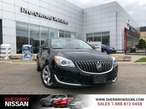 2014 Buick Regal premium awd turbo,one owner accident free trade
