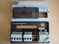 MEM 'Memera 21' Consumer Unit / Fusebox with 7 MCBs