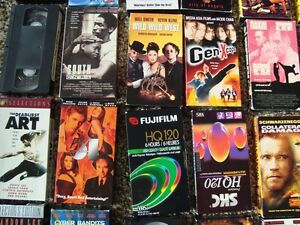 Lot of 58 Assorted VHS Tapes -Selling All for $27.00 or $2.00/Ea Kitchener / Waterloo Kitchener Area image 7