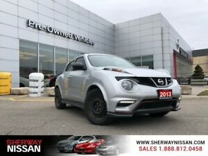 2013 Nissan JUKE nismo awd.one owner trade,only $11995.00