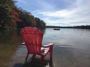 Lakeside Cottage Rental in the Valley on a Beautiful Beach!