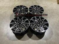 "19 20"" Inch BMW 826 Style Wheels E90 E92 E93 F10 F11 F30 F31 F32 F36 1 3 4 5 series 5x120"