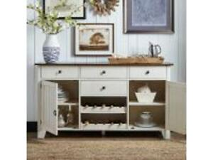 Toluca Collection Server Cabinet