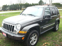 2005 Jeep Liberty Limited 4X4