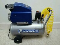 Michelin Air Compressor 24L with hose