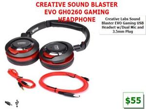 OVLENG, CRATIVE, WICKED, SONY, LOGITECH, ABLEPLANET HEADPHONES
