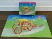 Girls Fairy Tales Jigsaw / Toy 5 years and up.