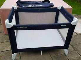 Mothercare 'Pack n Play' Travel Cot Play Pen