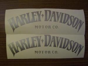 Harley-Iron-tank-emblem-stickers